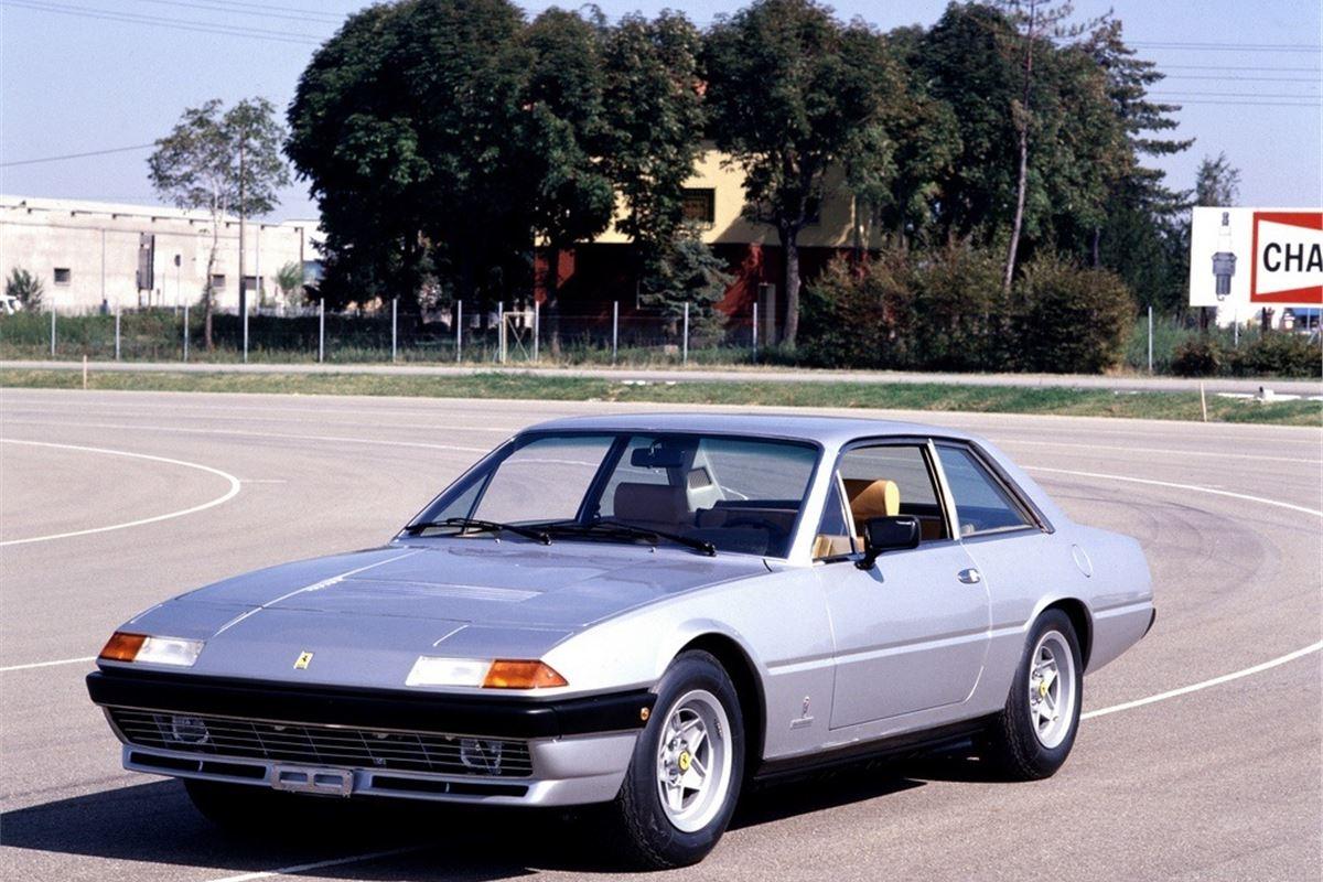 Ferrari 365gt4 2 2 400 412 Classic Car Review Honest John