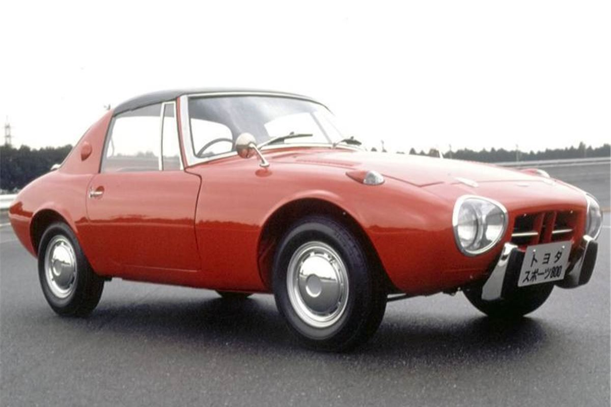 Can You Sell A Car Without A Title >> Toyota Sports 800 - Classic Car Review | Honest John