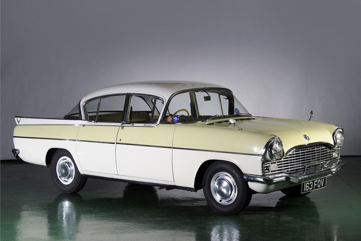 Vauxhall Velox/Cresta PA - Classic Car Review | Honest John