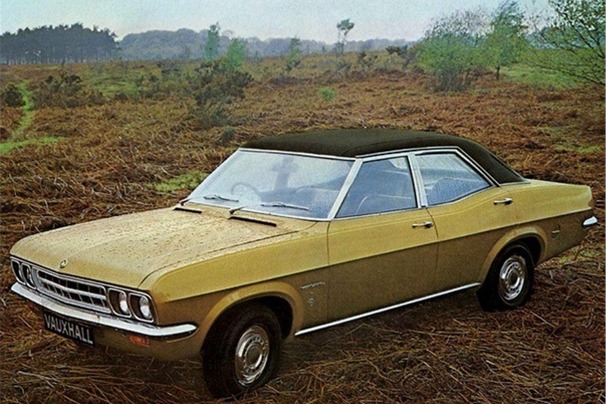 Vauxhall Victor Ventora Fd Classic Car Review Honest John