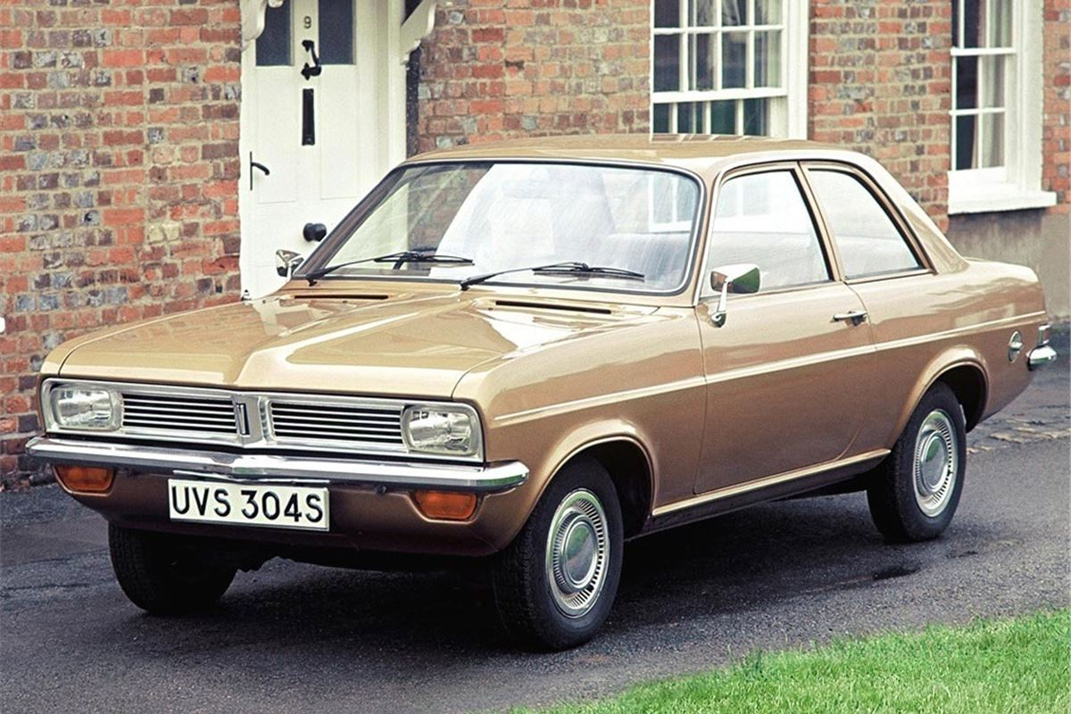 Two Car Garages Vauxhall Viva Hc Classic Car Review Honest John