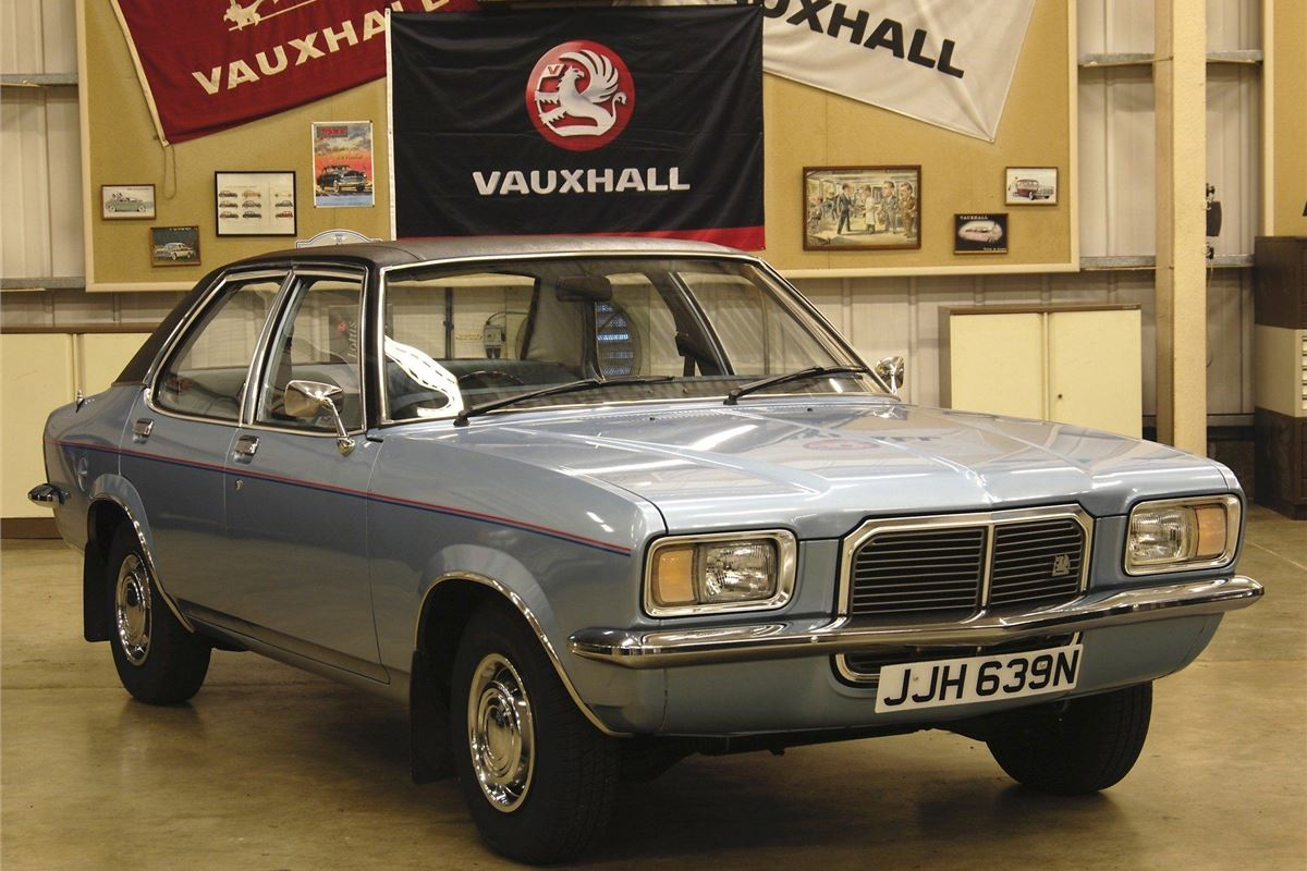 How Much Is Car Insurance A Month >> Vauxhall Victor FE/VX 1800/2300 - Classic Car Review | Honest John