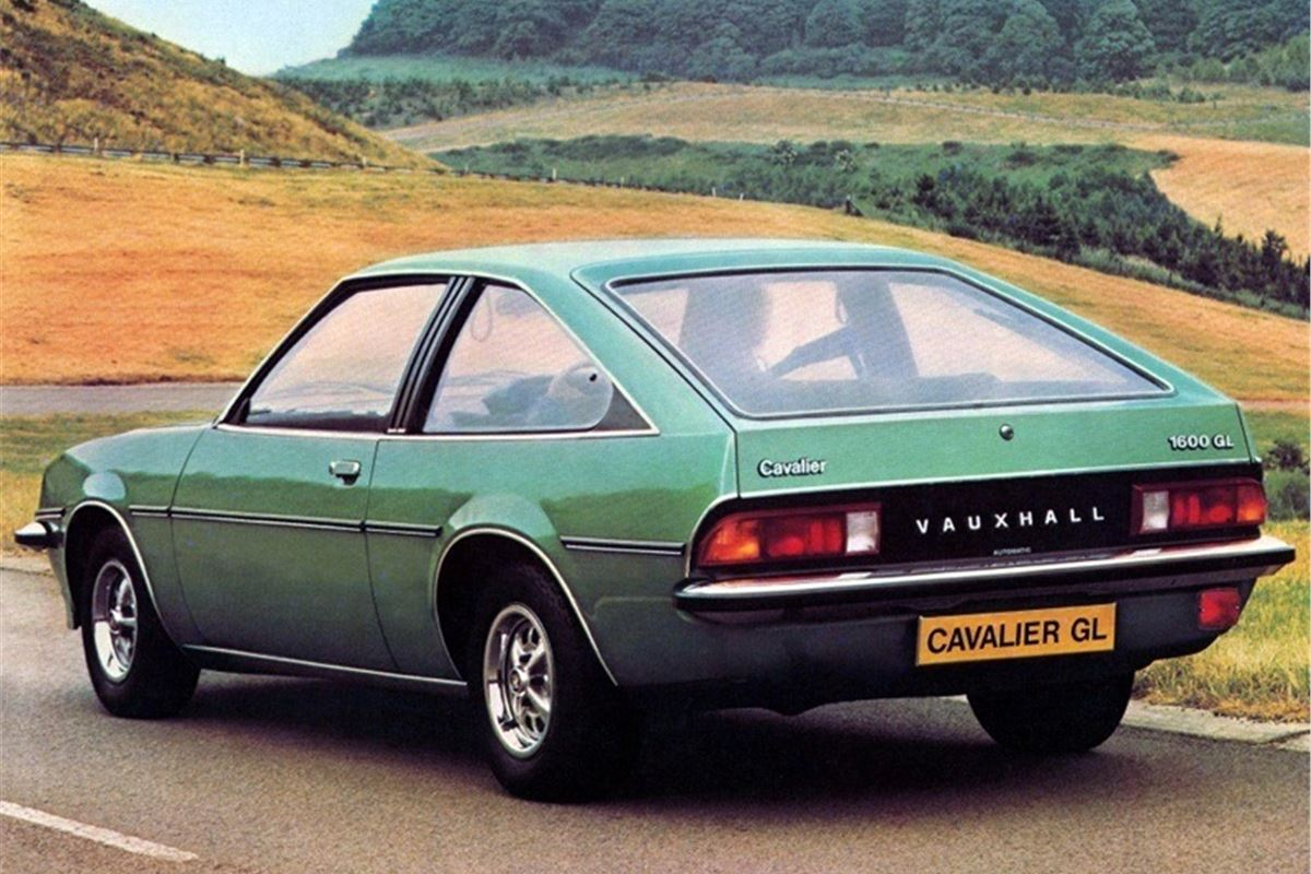 Vauxhall Cavalier Coupe Sportshatch Classic Car Review