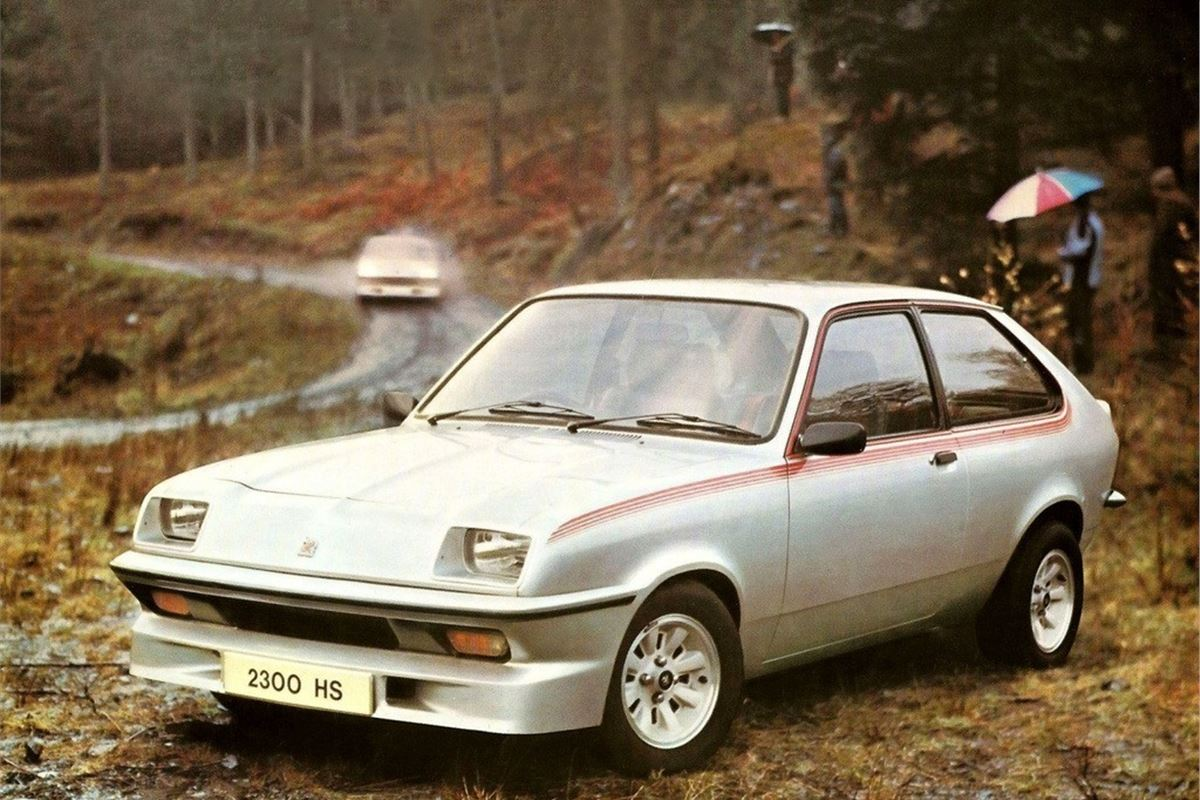 Vauxhall Chevette 2300hs Classic Car Review Honest John