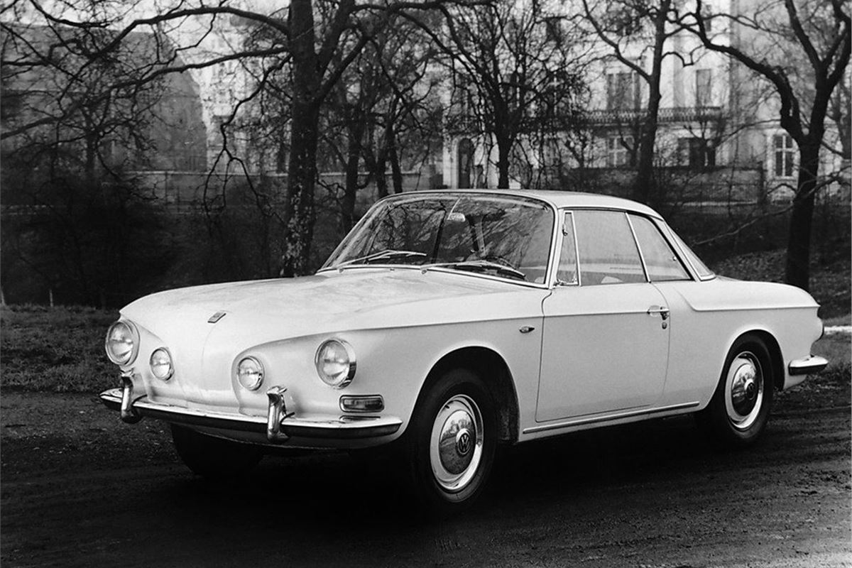 volkswagen karmann ghia type 34 classic car review honest john. Black Bedroom Furniture Sets. Home Design Ideas