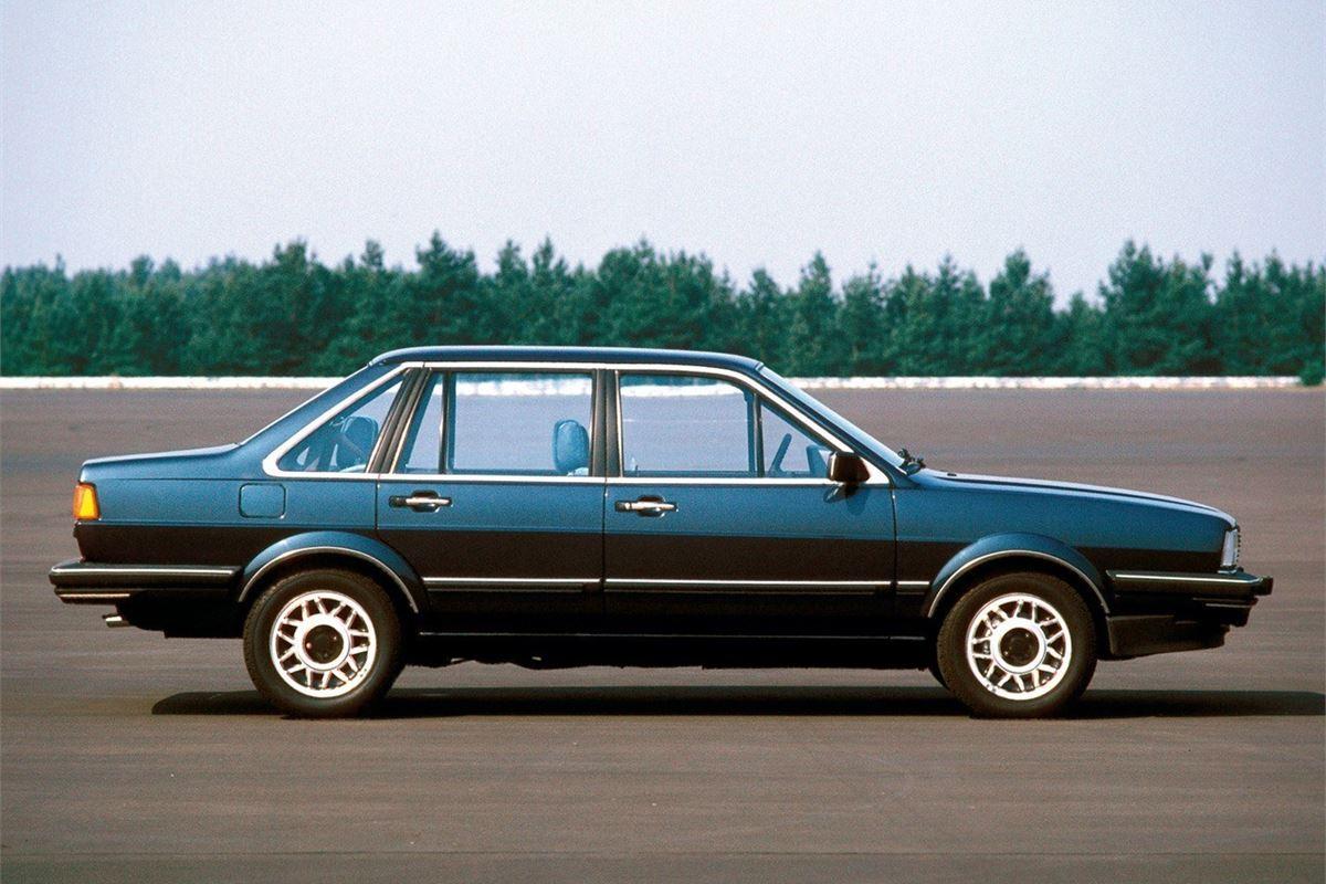 How Much Is My Car Worth >> Volkswagen Passat/Santana B2 - Classic Car Review | Honest ...
