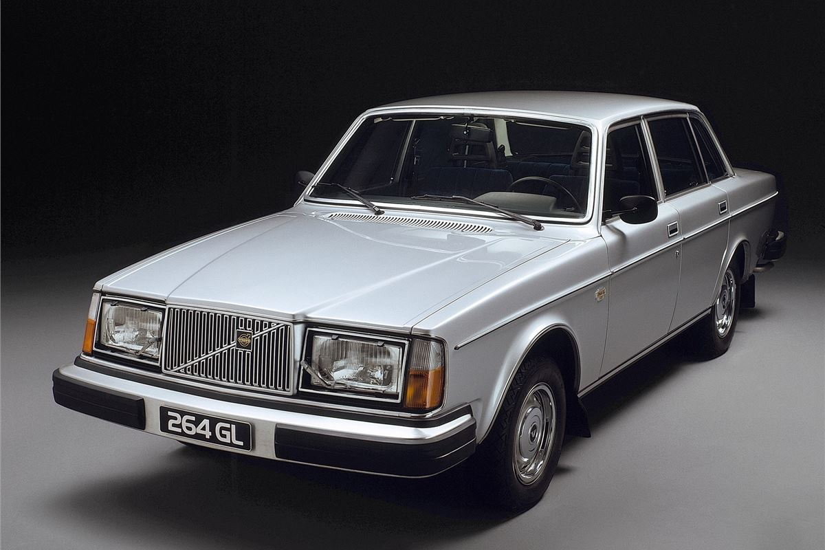 Volvo 260 Series Classic Car Review Honest John