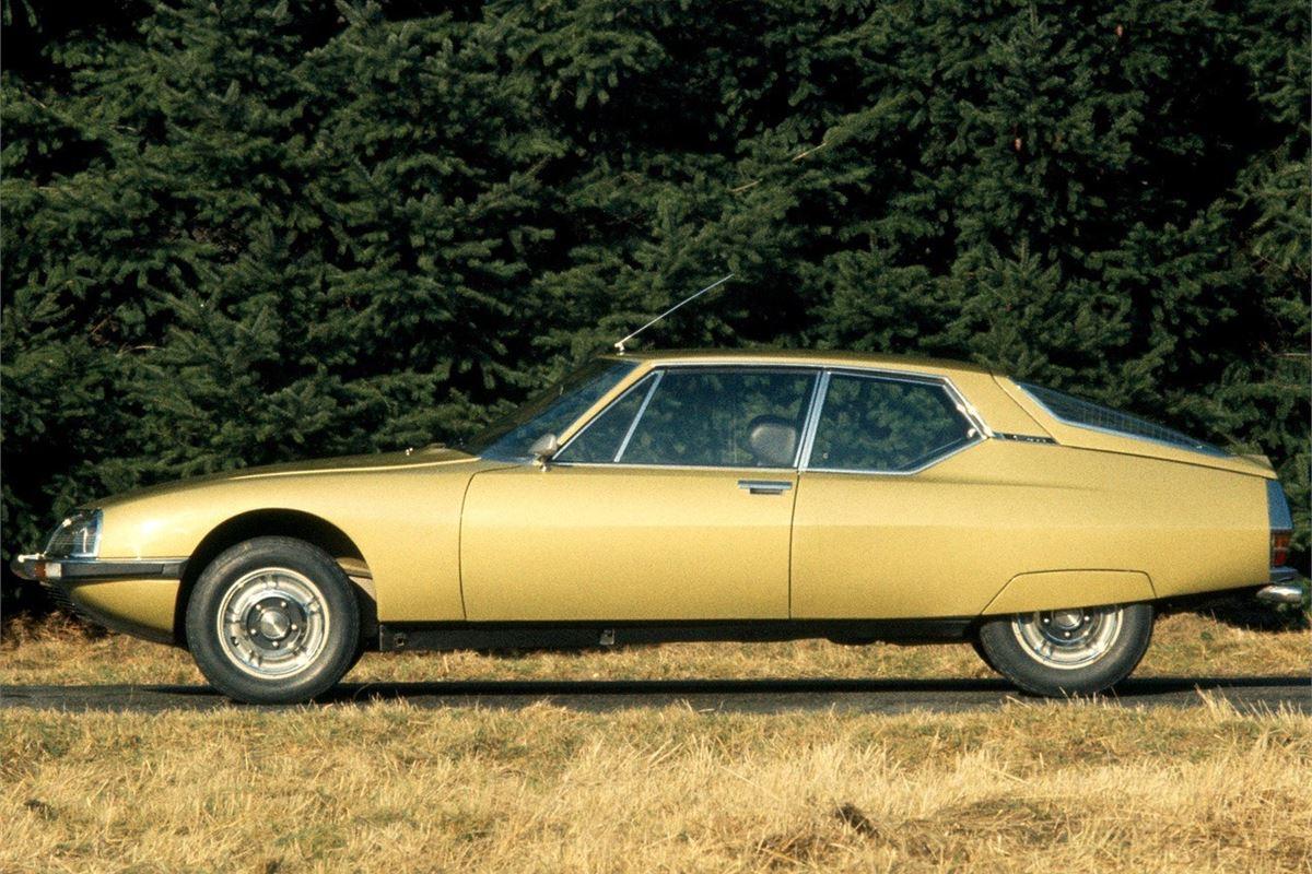 Citroen Sm Classic Car Review Honest John