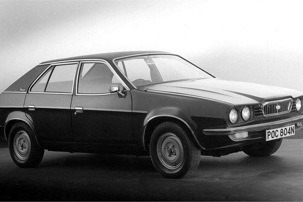 Wolseley Six Classic Car Review Honest John