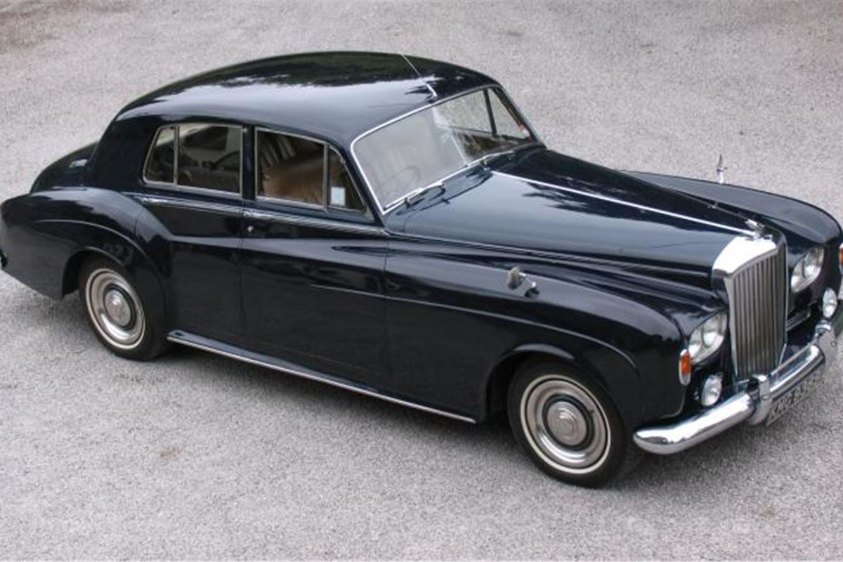 Bentley S3 Saloon Classic Car Review Honest John