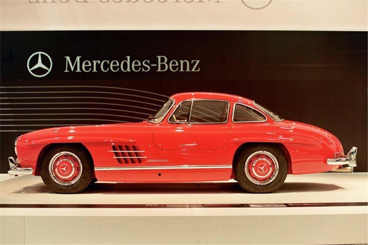 Classic Mercedes Benz Investment Grade Vehicles
