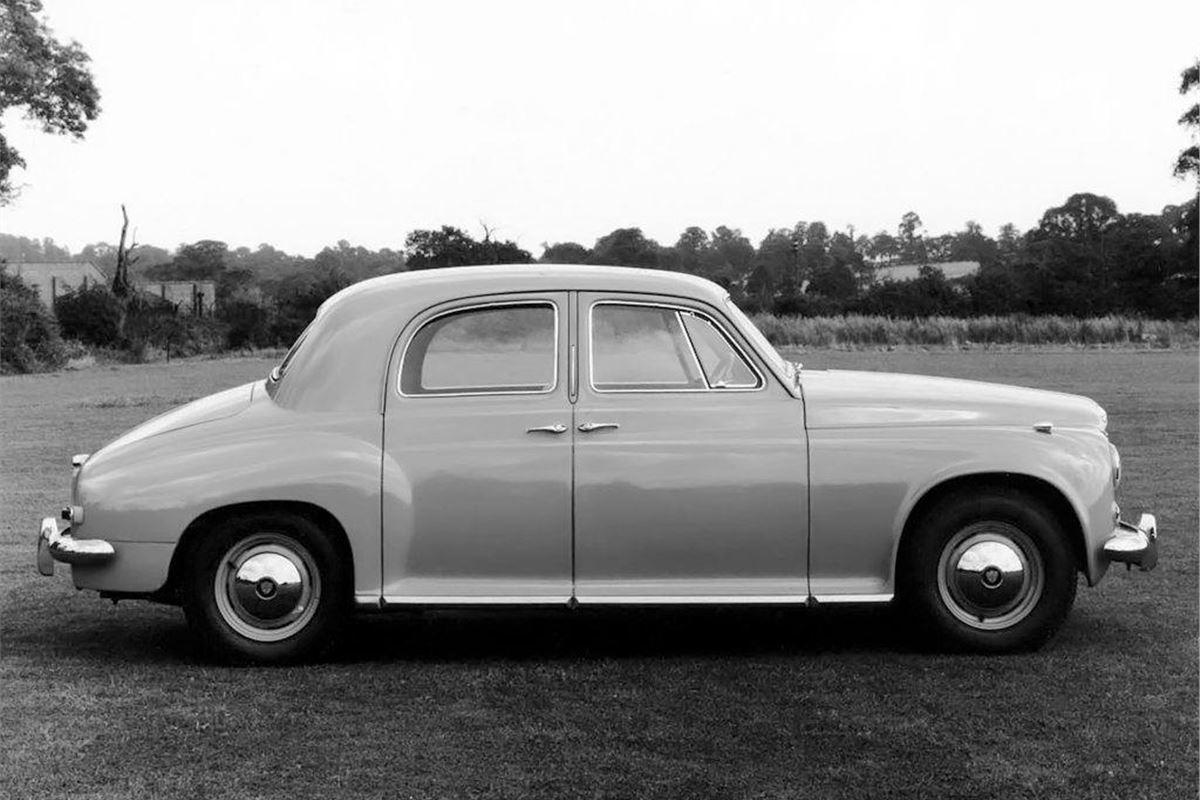 Rover P4 - Classic Car Review   Honest John