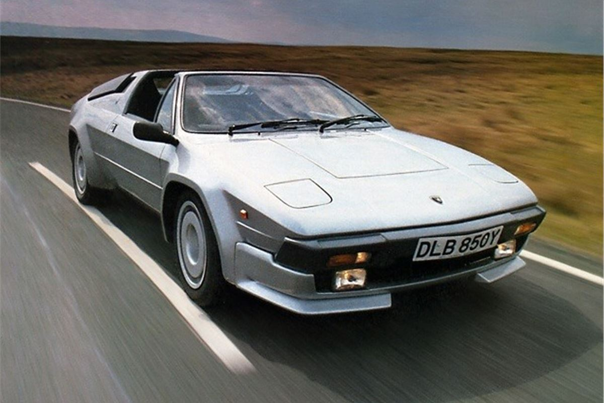 Lamborghini Jalpa Classic Car Review Honest John