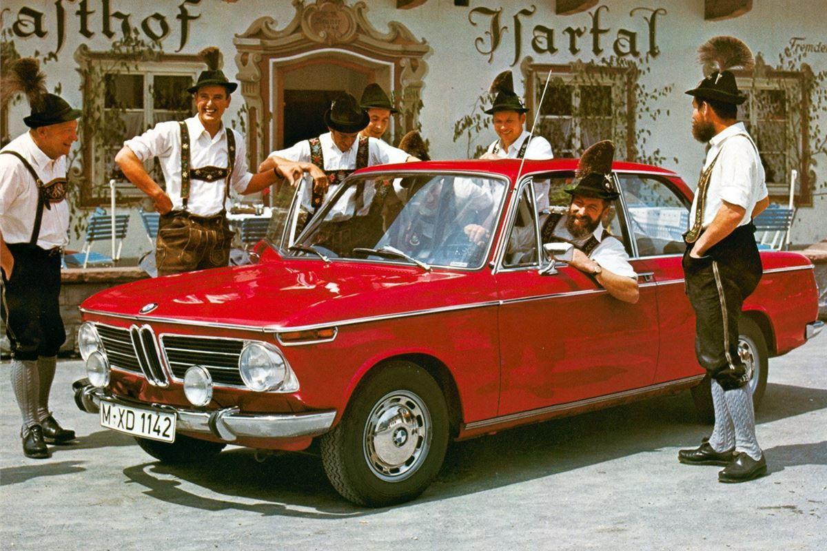 Bmw 2002 Cabriolet Tii Touring Classic Car Review Honest John