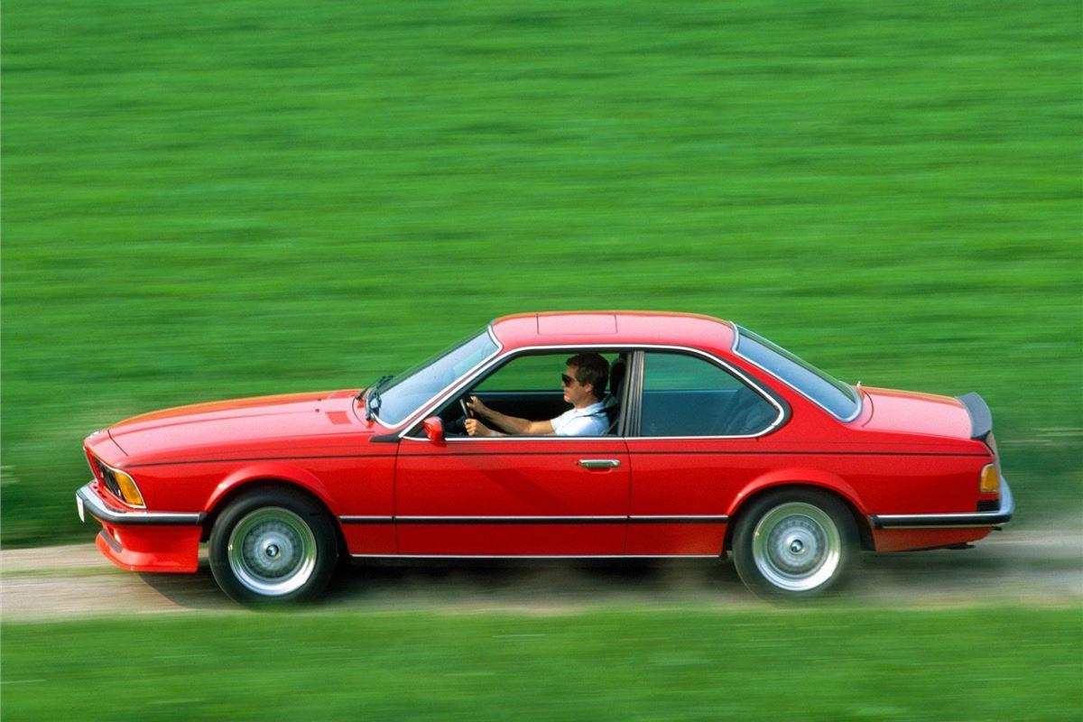 Bmw M635csi Classic Car Review Honest John