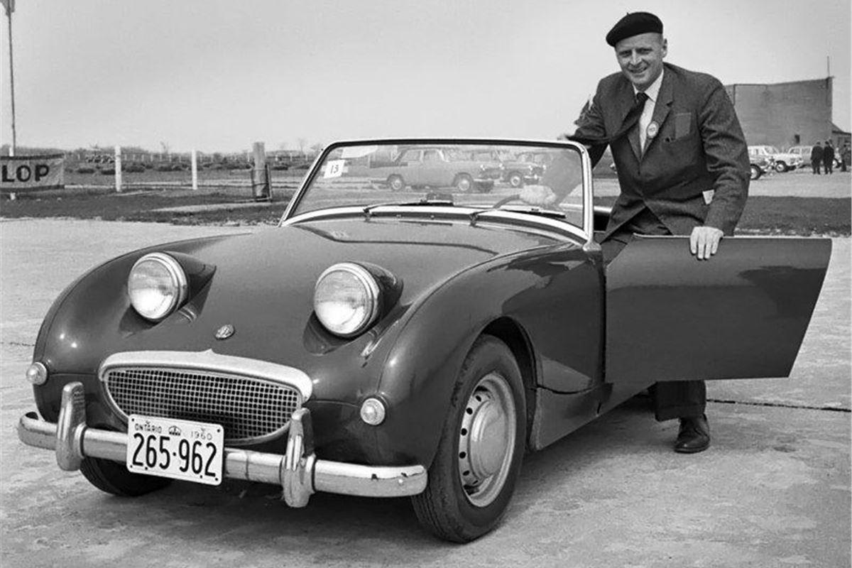 Austin Healey Sprite Mk1 Mk2 Mk3 Mk4 Classic Car Review