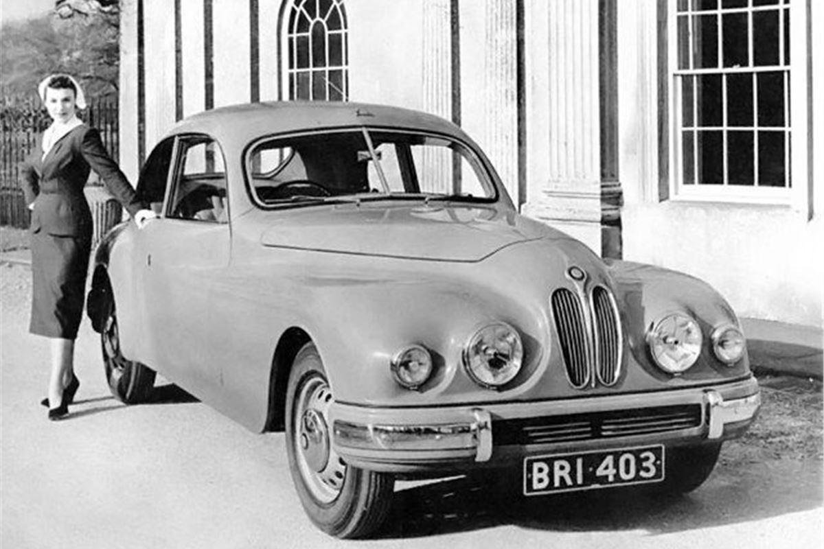 Bristol 401 403 Classic Car Review Honest John