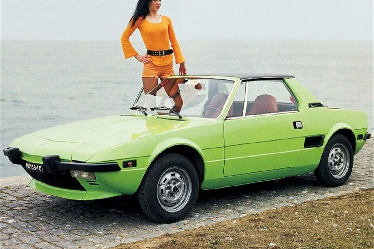Fiat X1 9 Classic Car Review Honest John