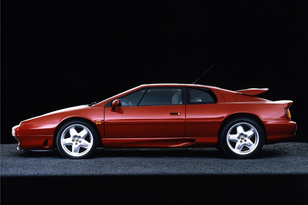 Lotus Esprit Turbo X180 - Classic Car Review | Honest John