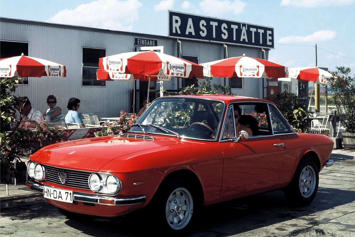 Lancia Fulvia Hf Classic Car Review Honest John