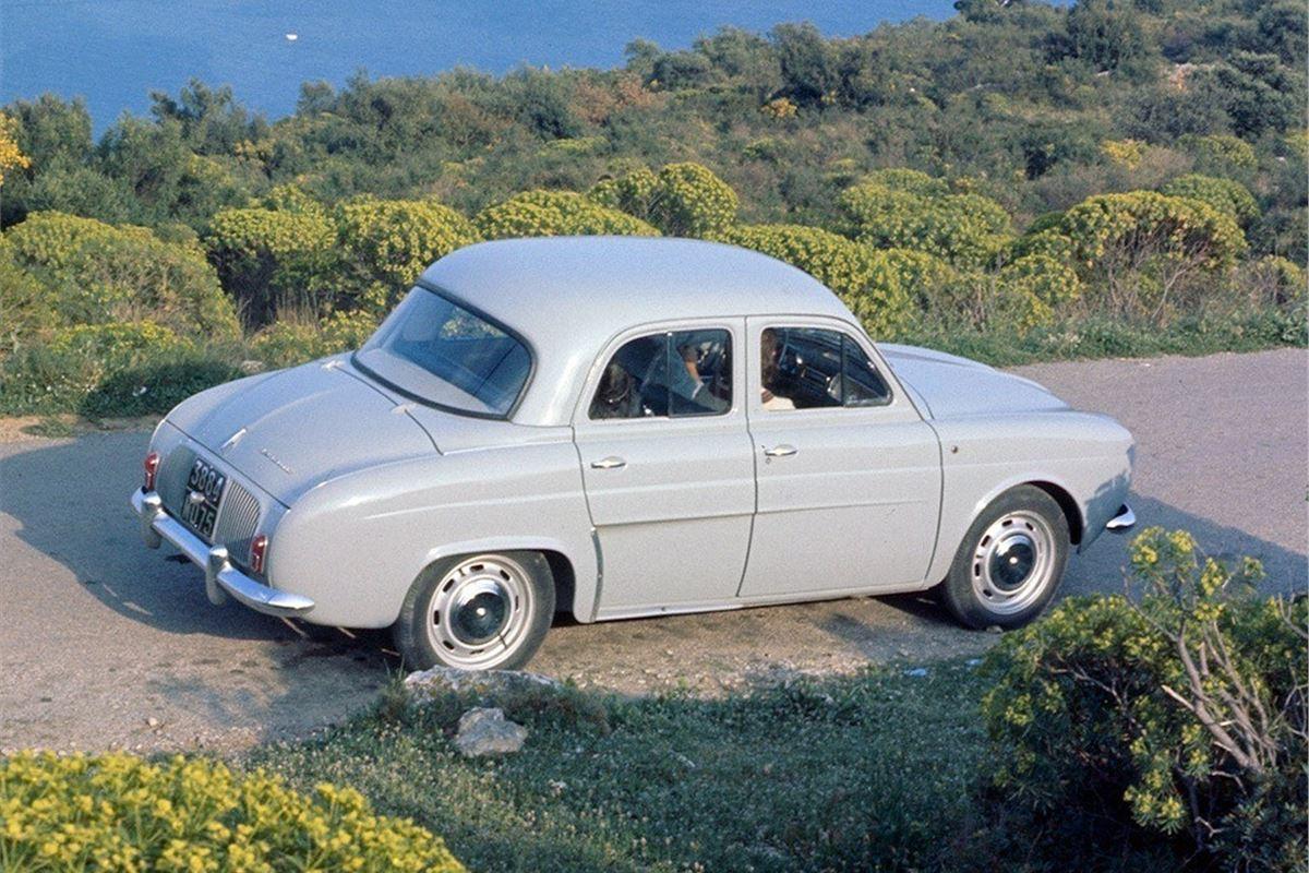 Renault Dauphine Classic Car Review Honest John