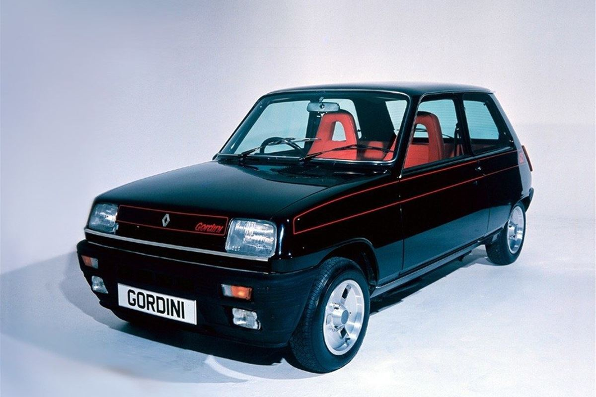renault 5 gordini turbo classic car review honest john. Black Bedroom Furniture Sets. Home Design Ideas