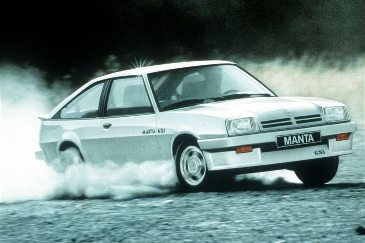 Opel Manta Gte Classic Car Review Honest John