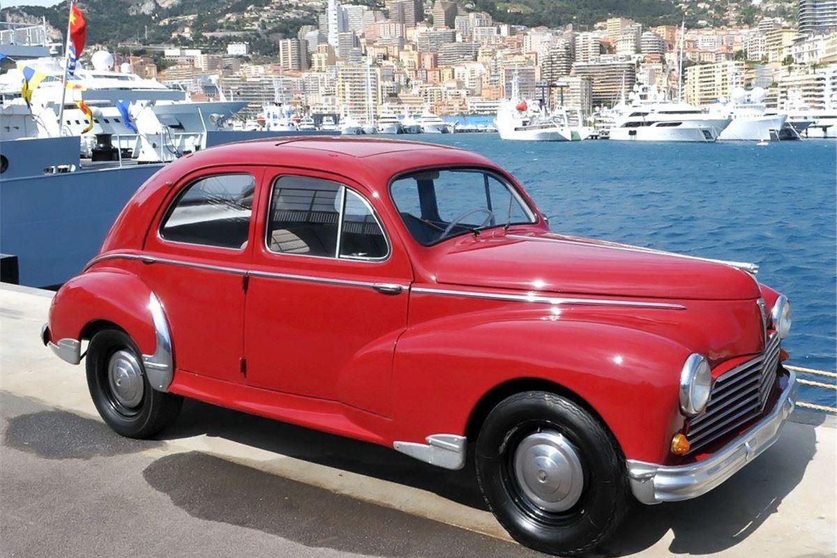 Peugeot 203 Classic Car Review Honest John