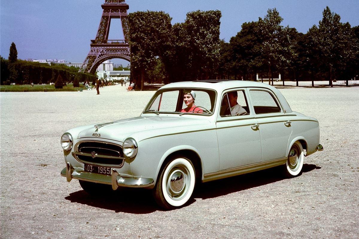 Peugeot 403 Classic Car Review Honest John