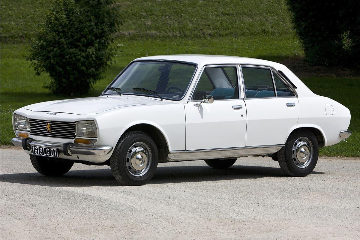 Peugeot 504 Classic Car Review Honest John
