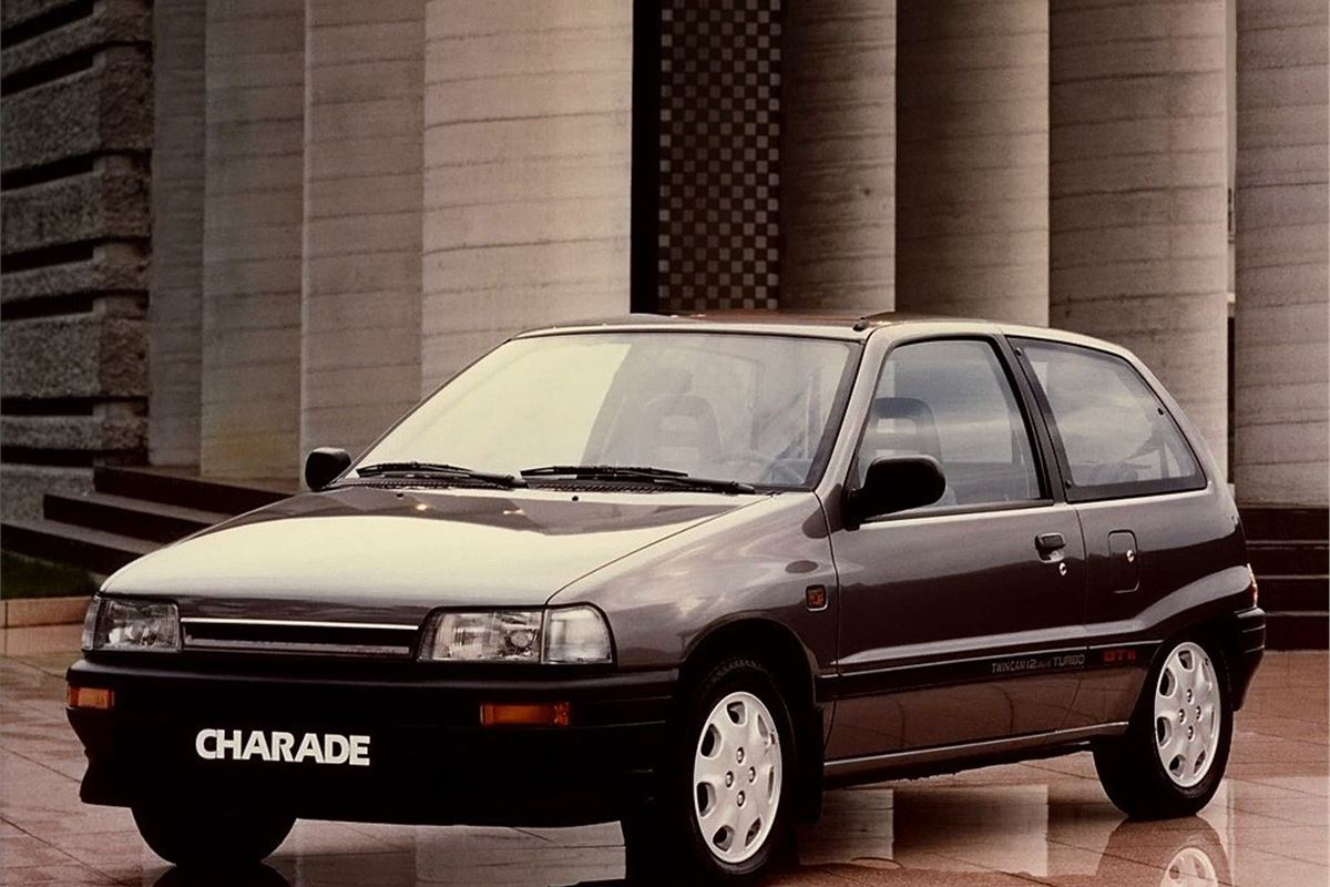 Daihatsu Charade Classic Car Review Honest John