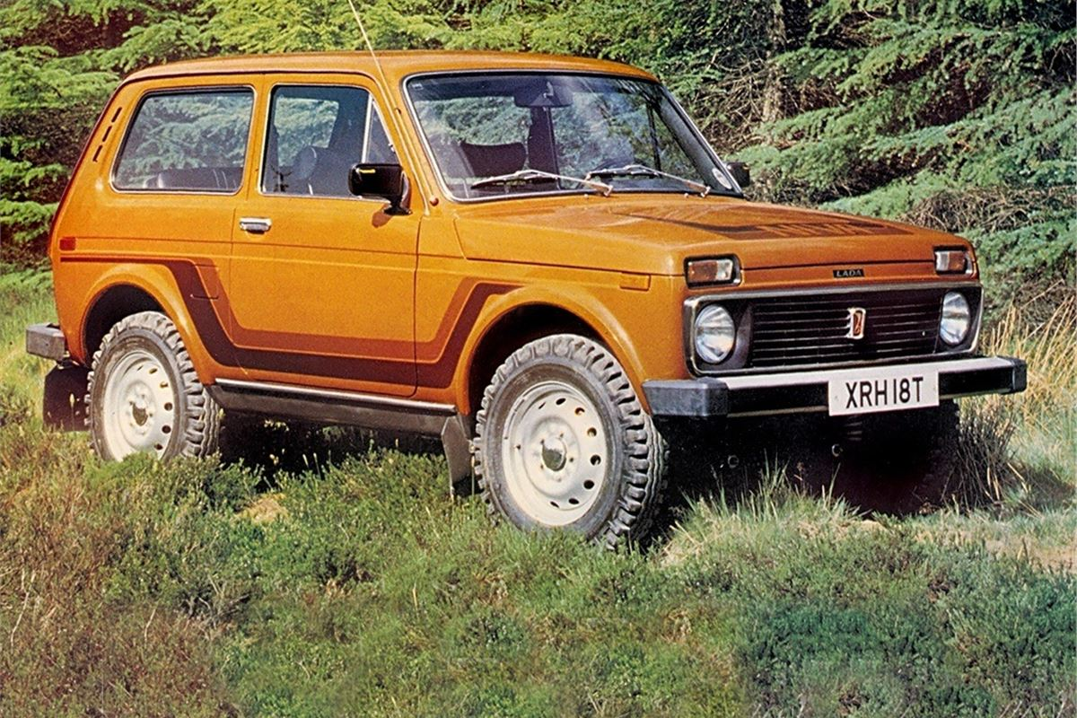lada niva   classic car review honest john