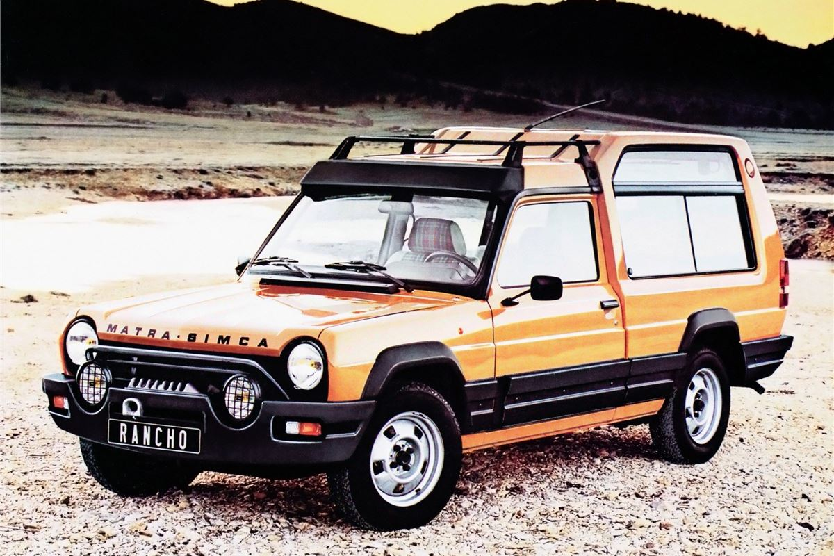 Matra Rancho Classic Car Review Honest John