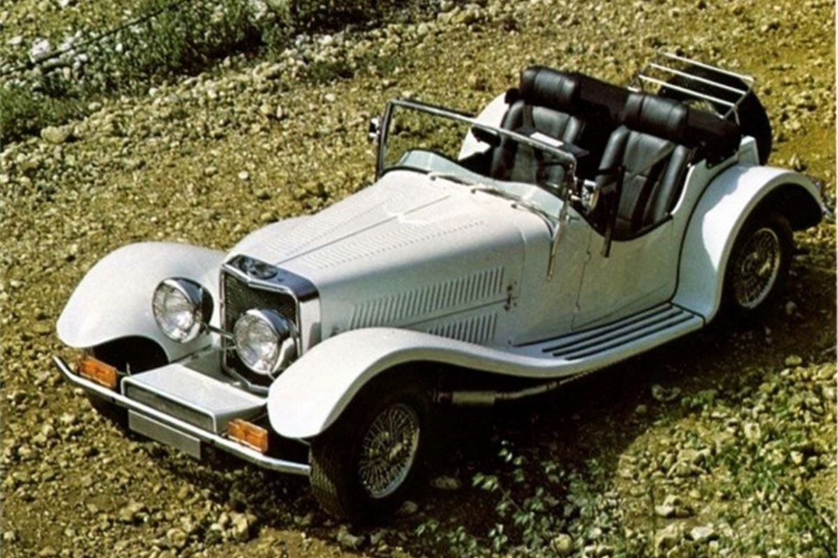 Panther J72 Classic Car Review Specifications Honest