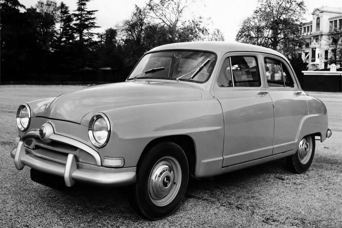Simca Aronde Classic Car Review Honest John