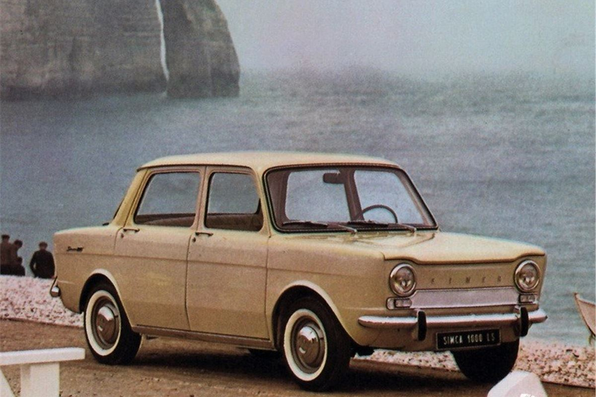 Simca 1000 Classic Car Review Honest John