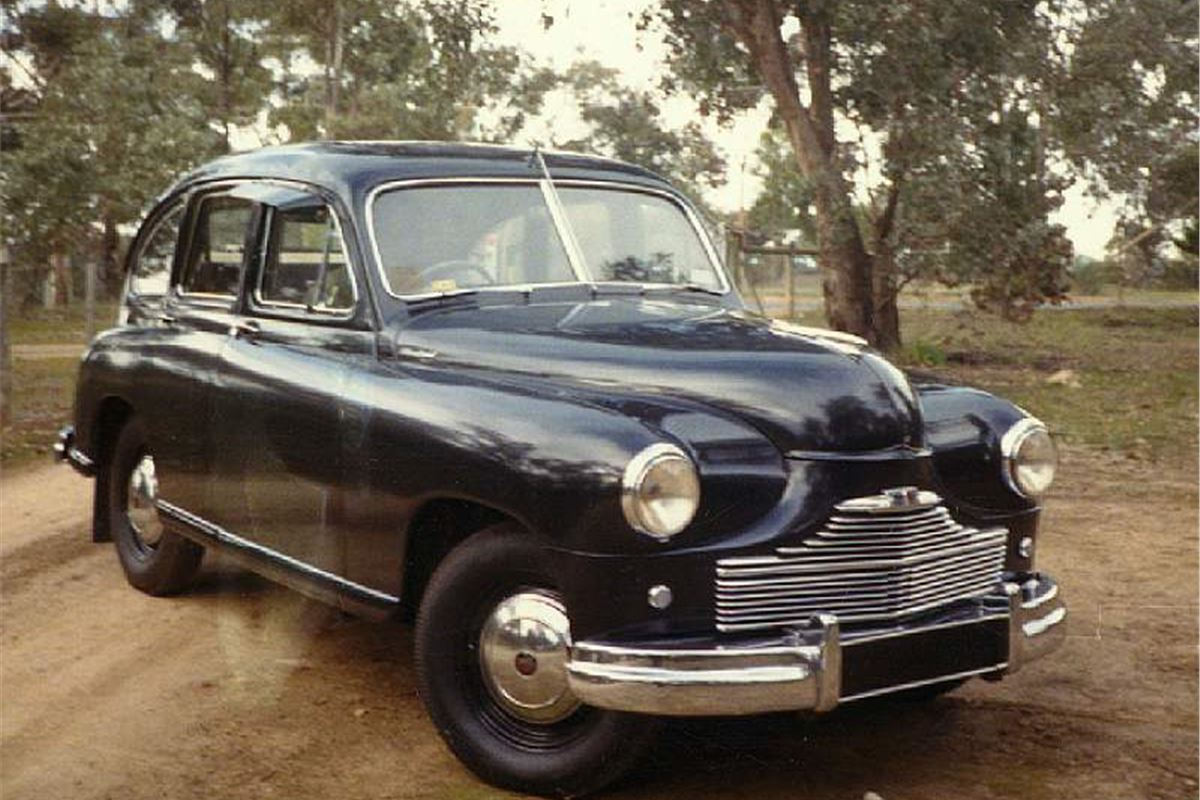 Standard Vanguard - Classic Car Review | Honest John
