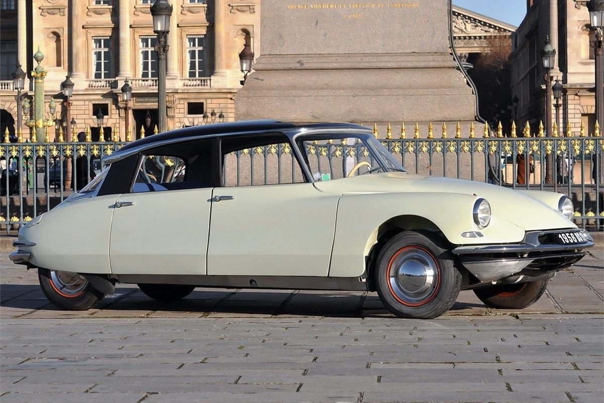 Citroen Ds19 Id19 Classic Car Review Honest John