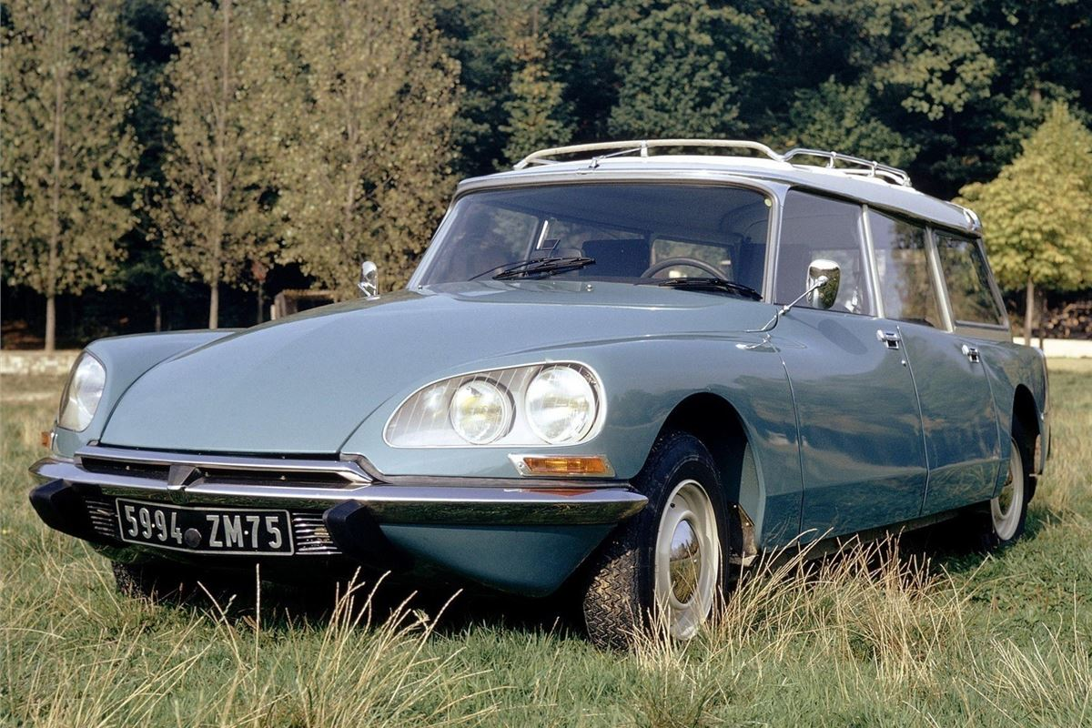 Citroen Ds19 Safari Classic Car Review Honest John