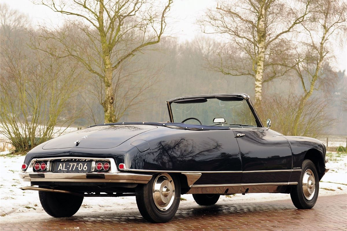 Citroen Ds Decapotable Classic Car Review Honest John