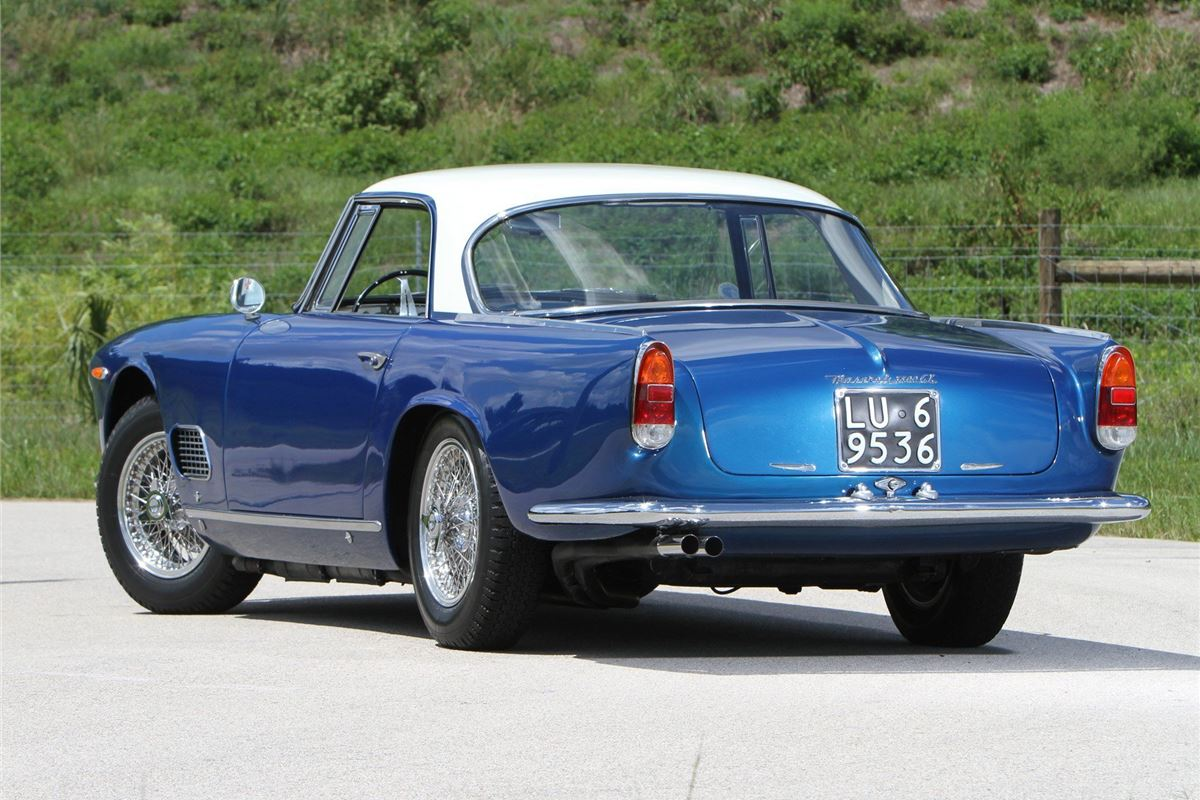 Maserati 3500GT - Classic Car Review | Honest John