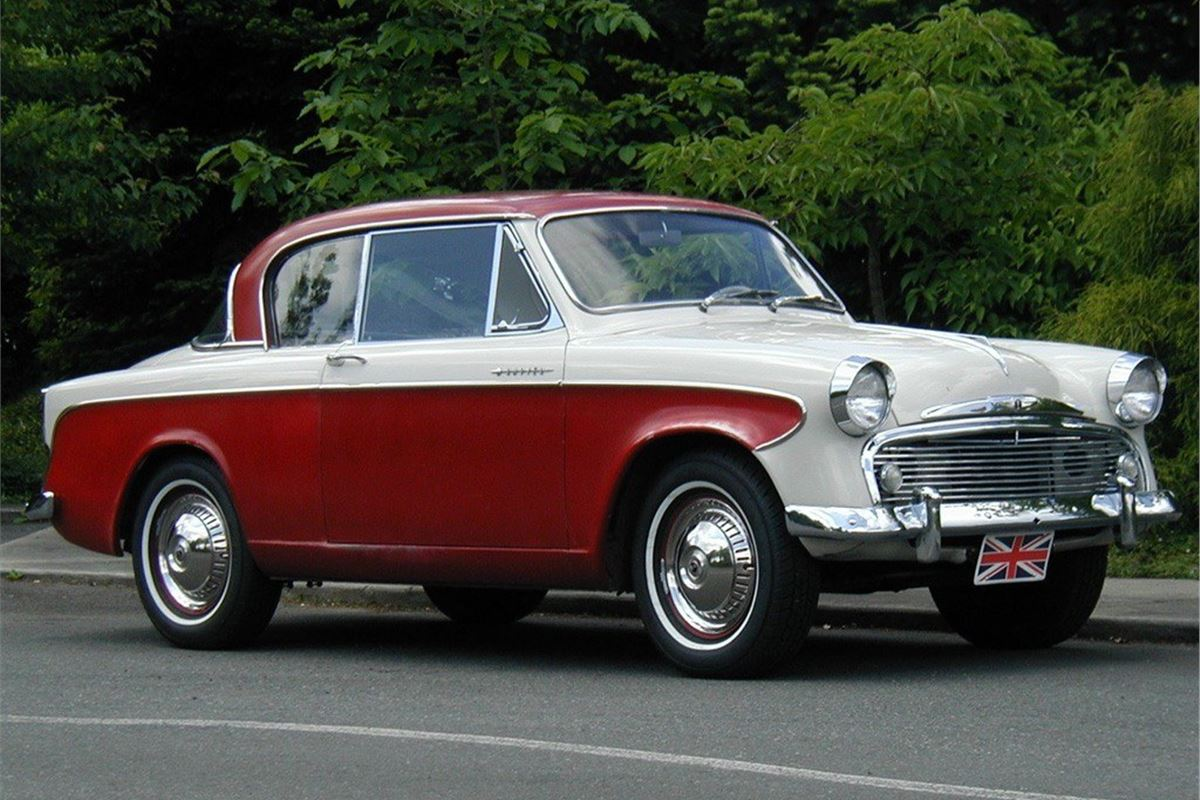 Sunbeam Rapier Series 1 5 Classic Car Review Honest John