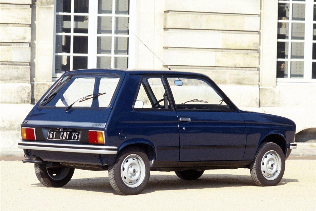 Citroen Ln Lna Classic Car Review Honest John