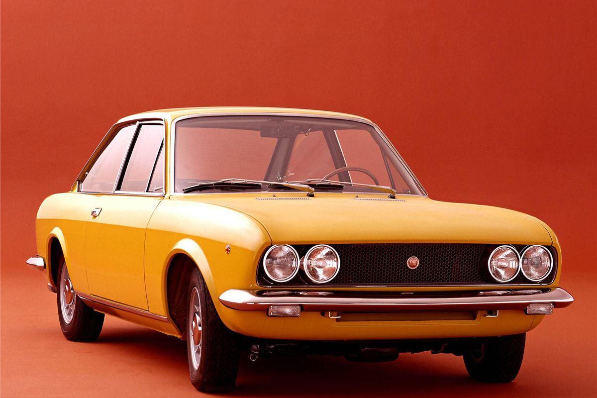 Fiat 124 Coupe Classic Car Review Honest John