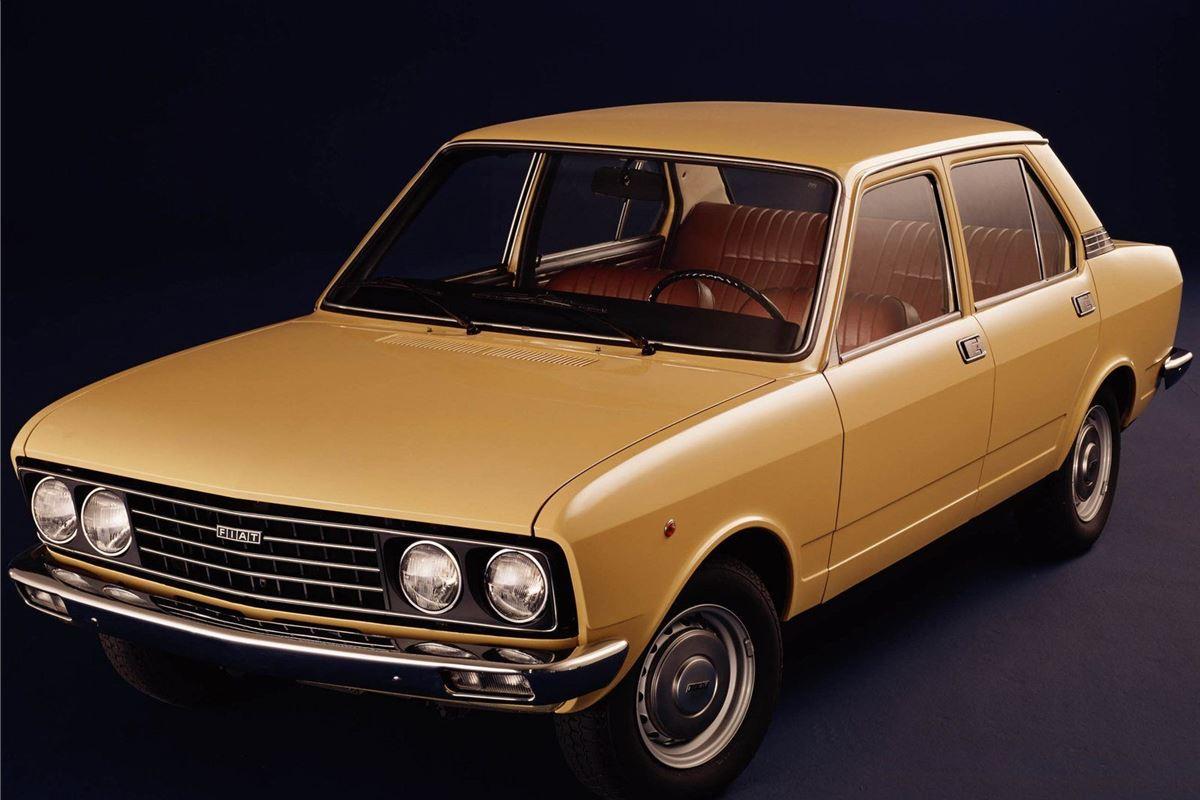 Fiat 132/Argenta - Classic Car Review   Honest John