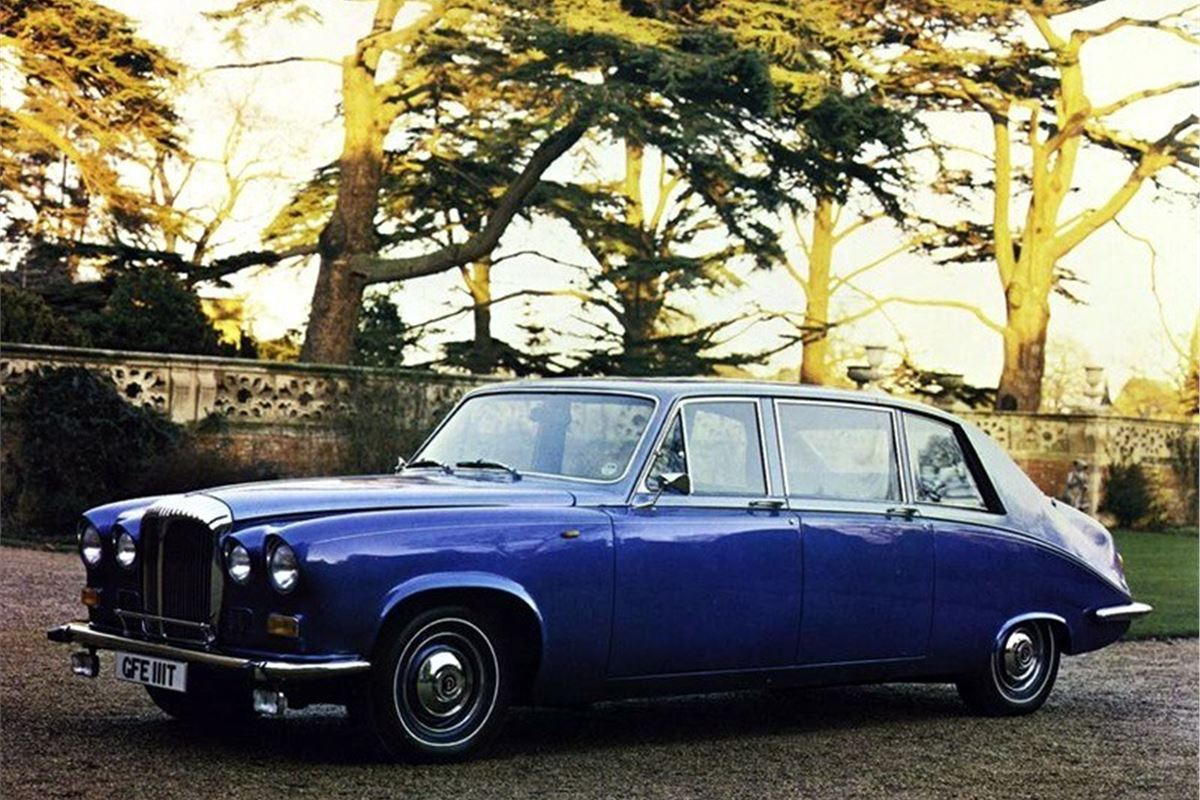 Daimler Ds420 Limousine Classic Car Review Honest John