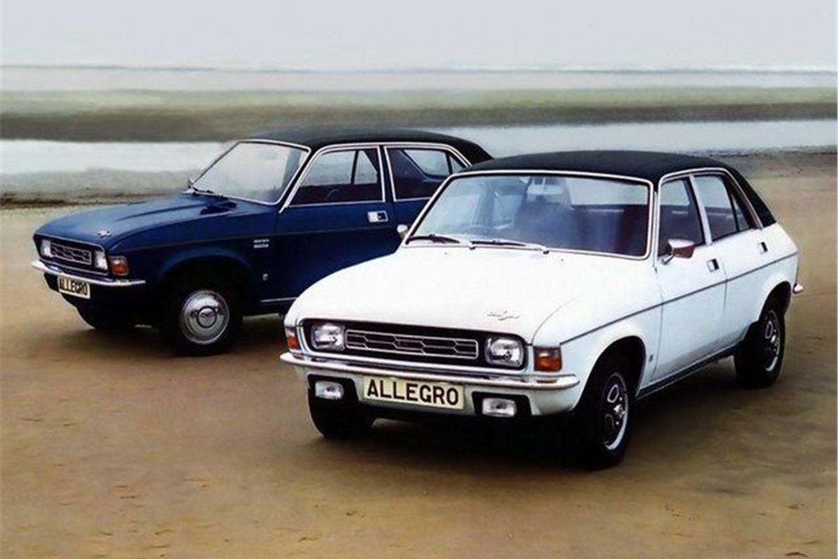 Top 20: Endangered British cars | | Honest John