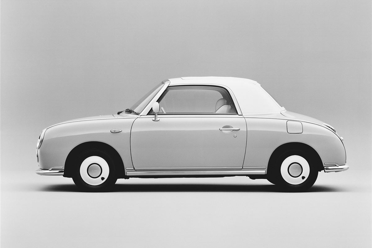 Nissan Figaro Classic Car Review Honest John