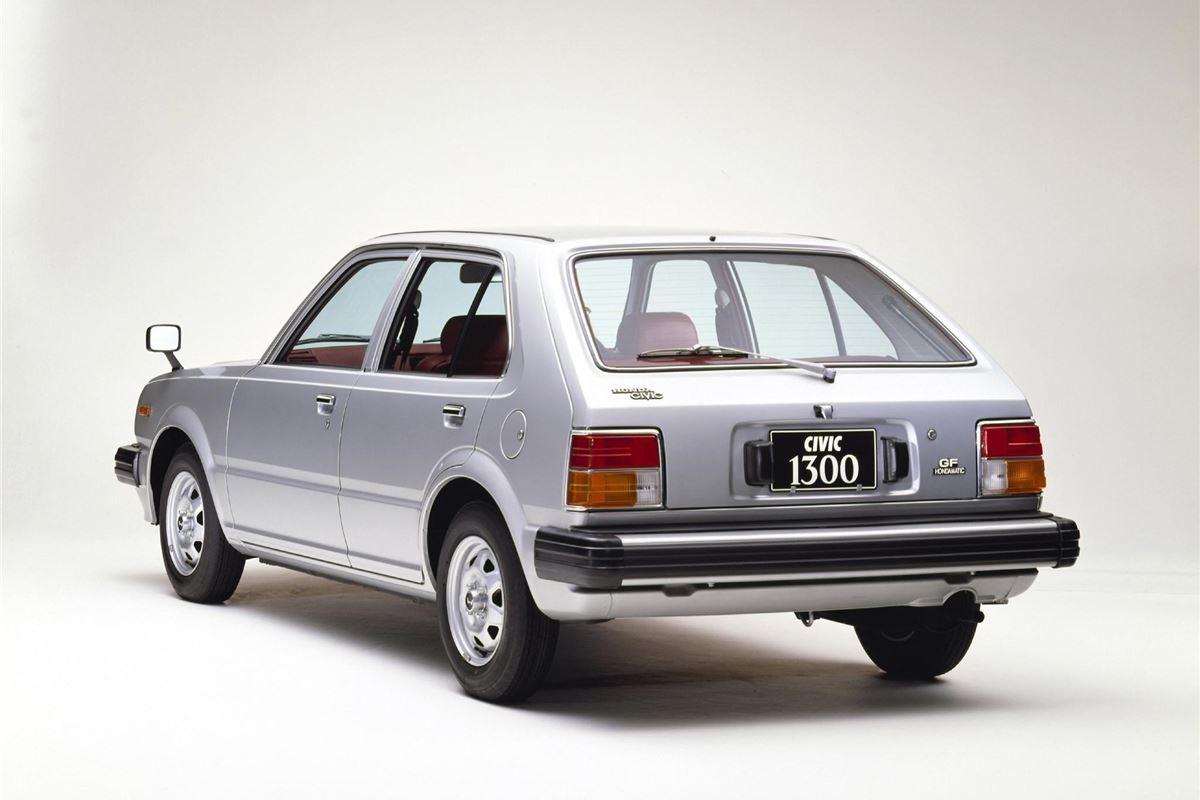 Honda Civic Mk2 Classic Car Review Honest John