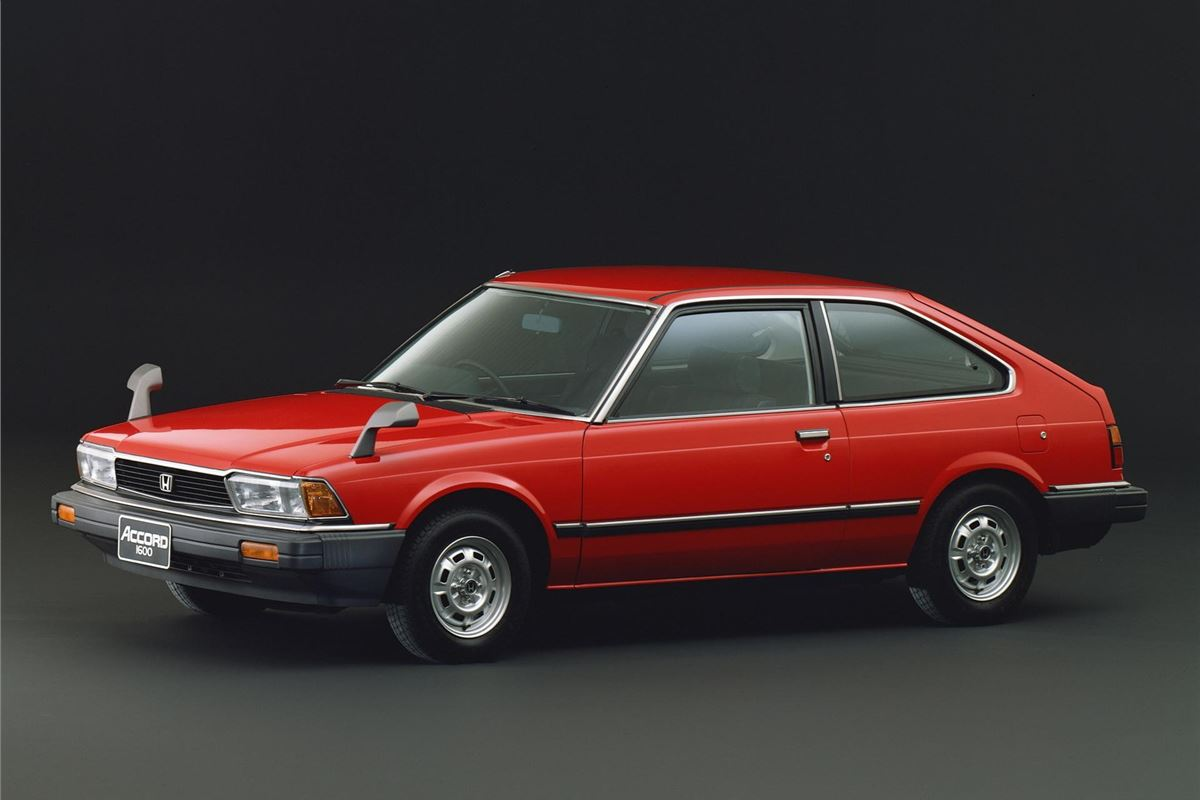 Honda Accord Mk2 Classic Car Review Honest John